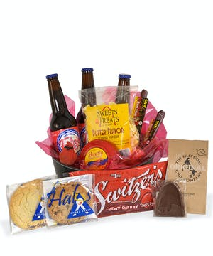 Saint Louis theme snack basket