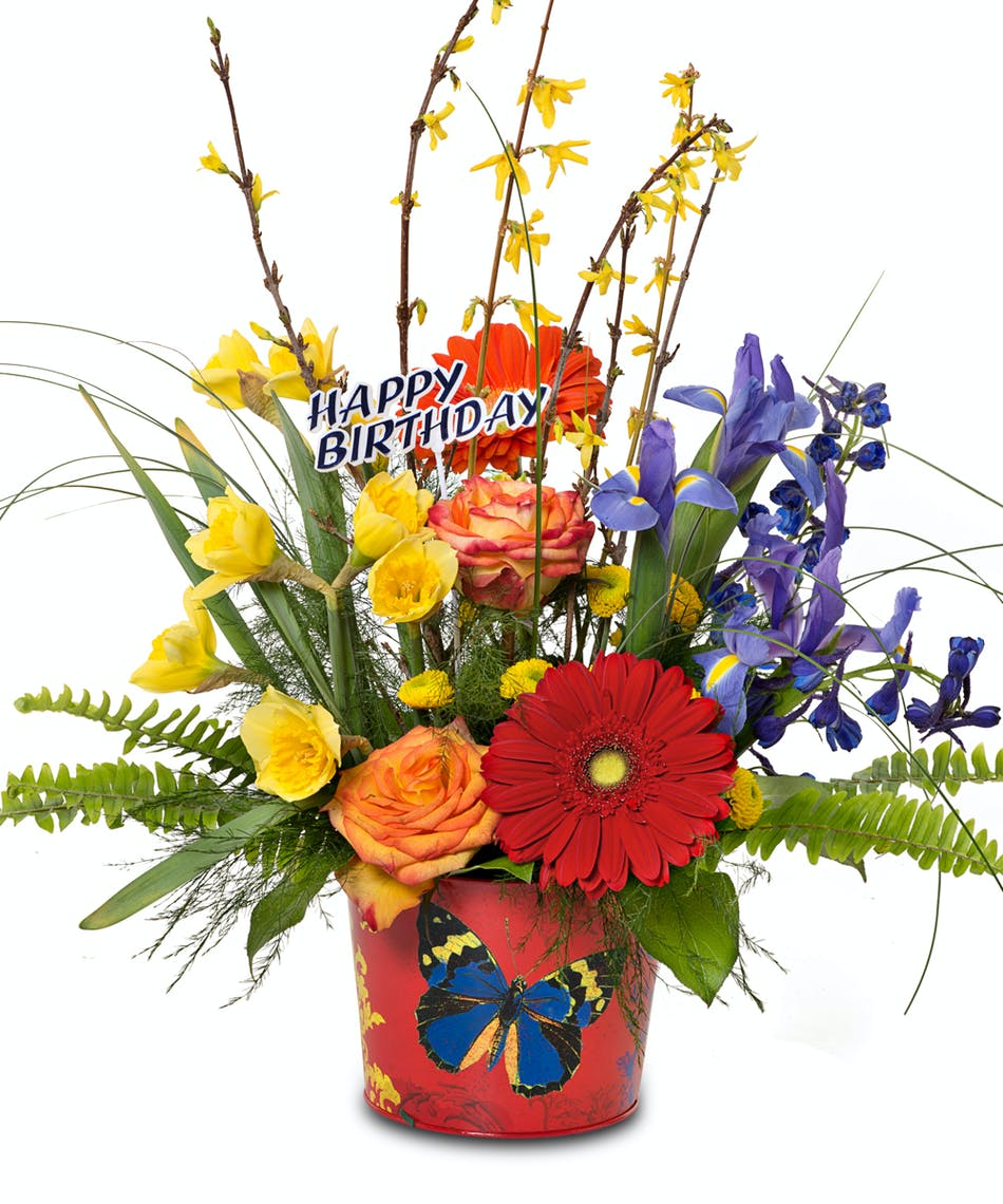 About march birthday 2018 from walter knoll florist in saint louis mo izmirmasajfo