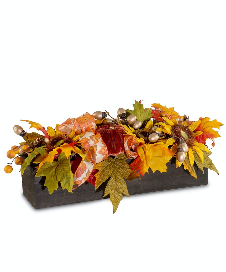 About Fall Silk Centerpiece From Walter Knoll Florist In Saint Louis Mo