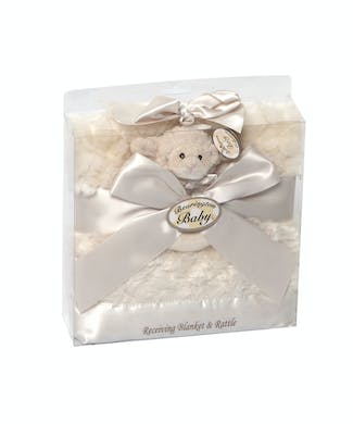 0c2b09de1f1e LAMBY BLANKET AND RATTLE SET