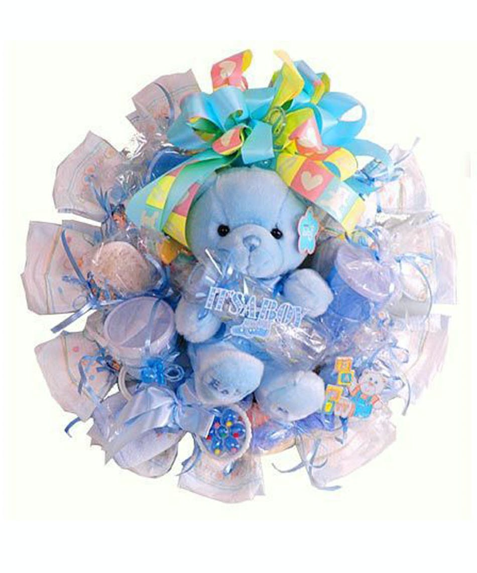 New baby flowers gifts saint louis mo flower delivery a wonderful gift to send to celebrate new arrival negle Choice Image