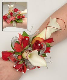 Royalty Corsage