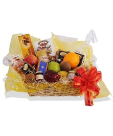 Assorted seasonal fruit/gourmet  From $49.98