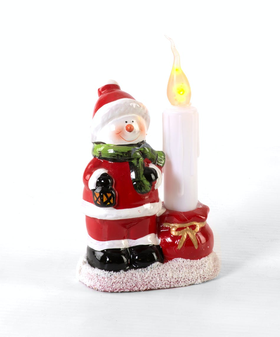 Christmas Figure with Candle: Christmas Figure with Candle - Walter ...