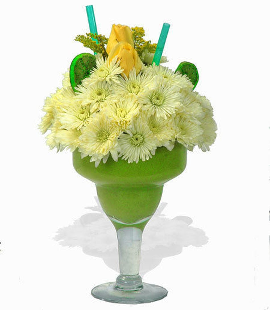 About Floral Margarita Bouquet - Saint Louis (MO) - Walter Knoll ...