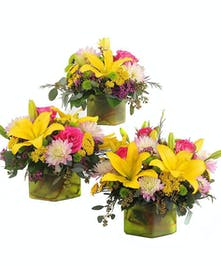 Walter Knoll Florist Voila L'ete Bouquet