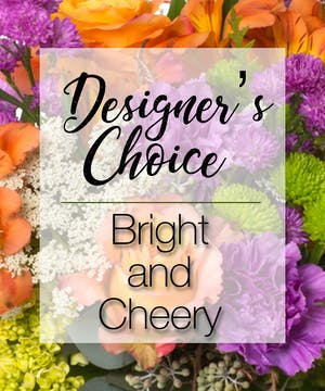 Bright & Cheery Custom Design
