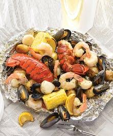 Maine Seafood Bake