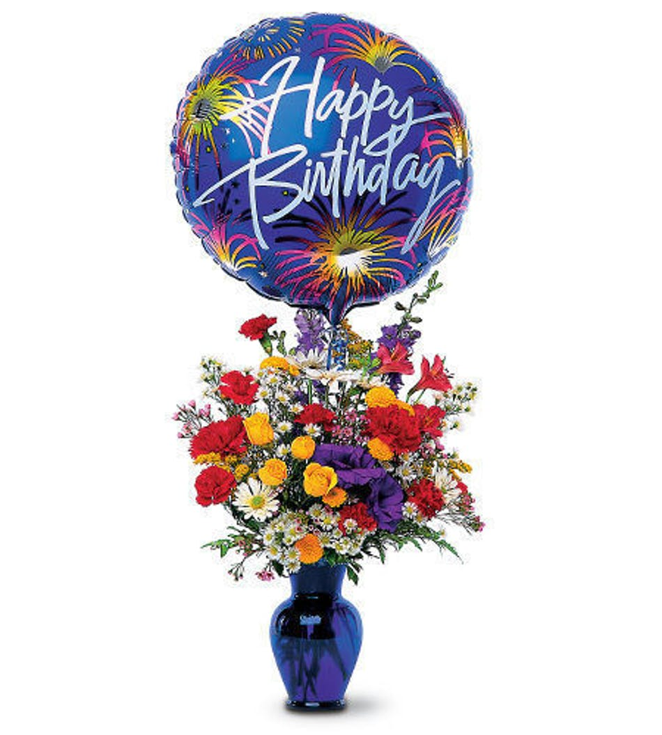 Birthday Arrangements And Gifts From Walter Knoll Florist