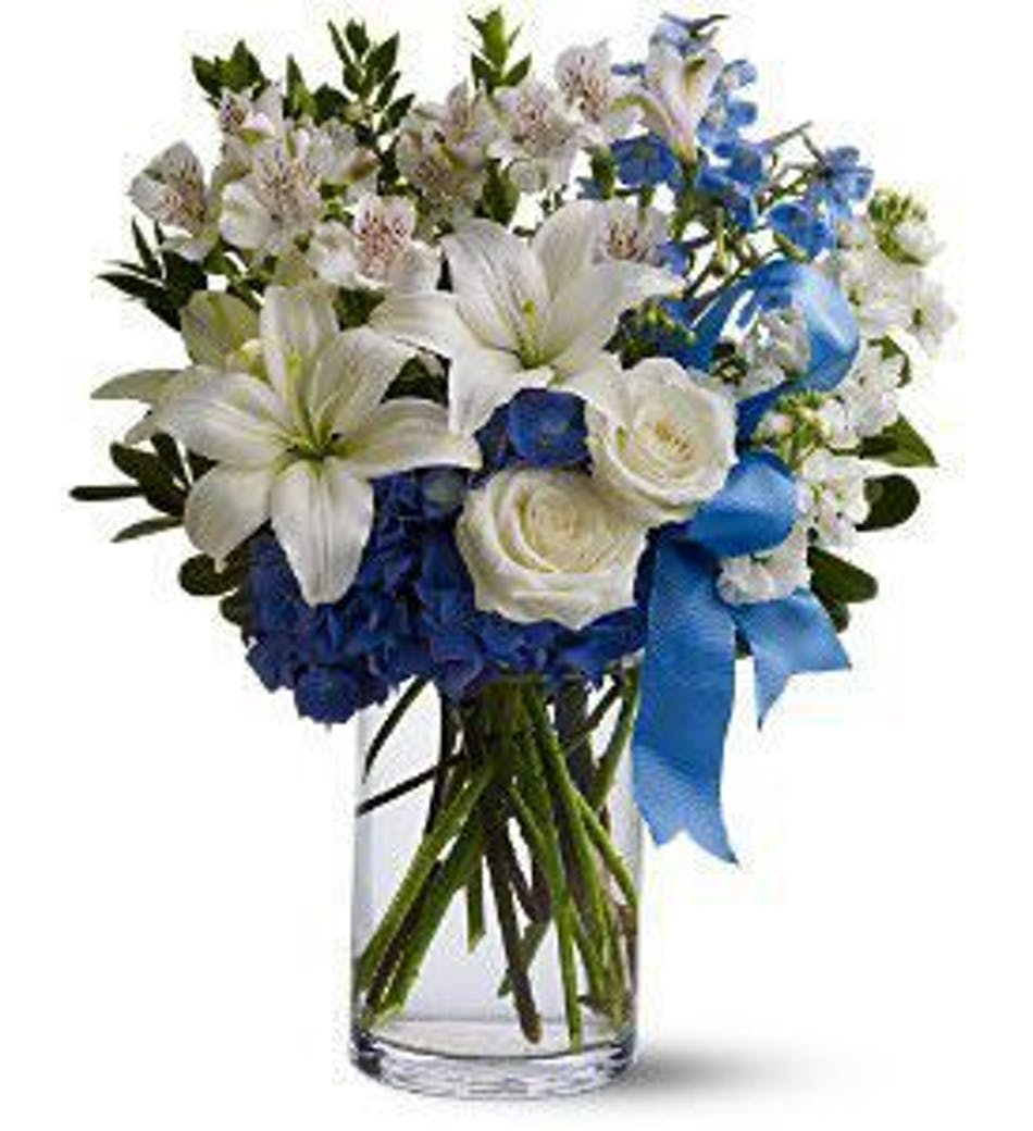 About winter oasis hanukkah bouquet walter knoll florist saint delivery today available order within izmirmasajfo