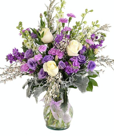 Walter Knoll Florist Aroma Therapy Bouquet