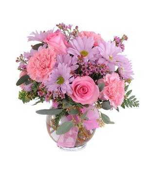 Walter Knoll Florist Perfectly Pink Bouquet
