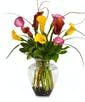 You're The Best - 10 Calla Lilies