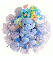 Walter Knoll's New Baby Boy Wreath