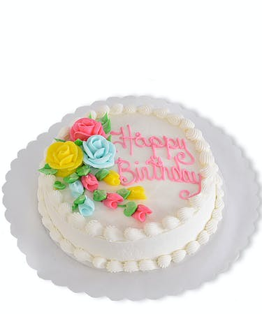 Super About Freshly Baked Birthday Cake From Walter Knoll Florist Saint Personalised Birthday Cards Veneteletsinfo