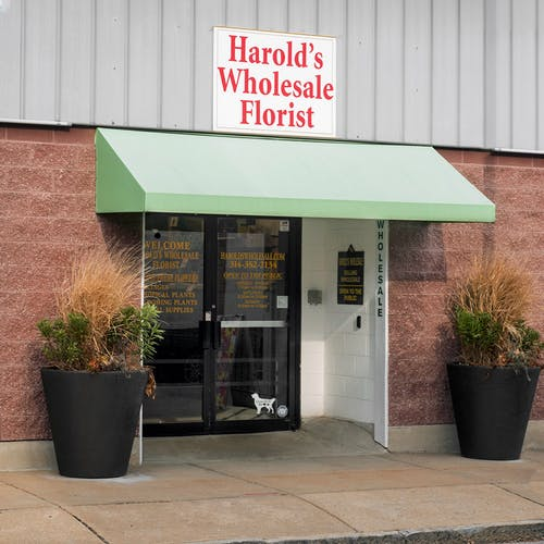 Harold's Wholesale Location